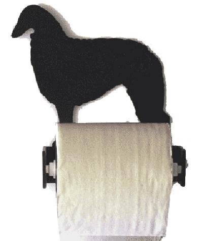 Dog Breed Toilet Paper Holder