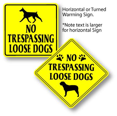 Yellow Breed Warning Signs